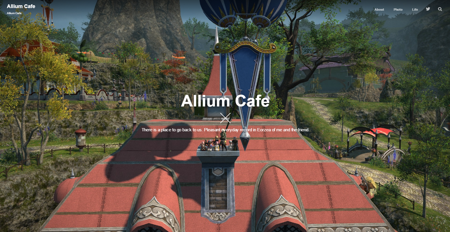 Allium Cafe RENEWAL!!!